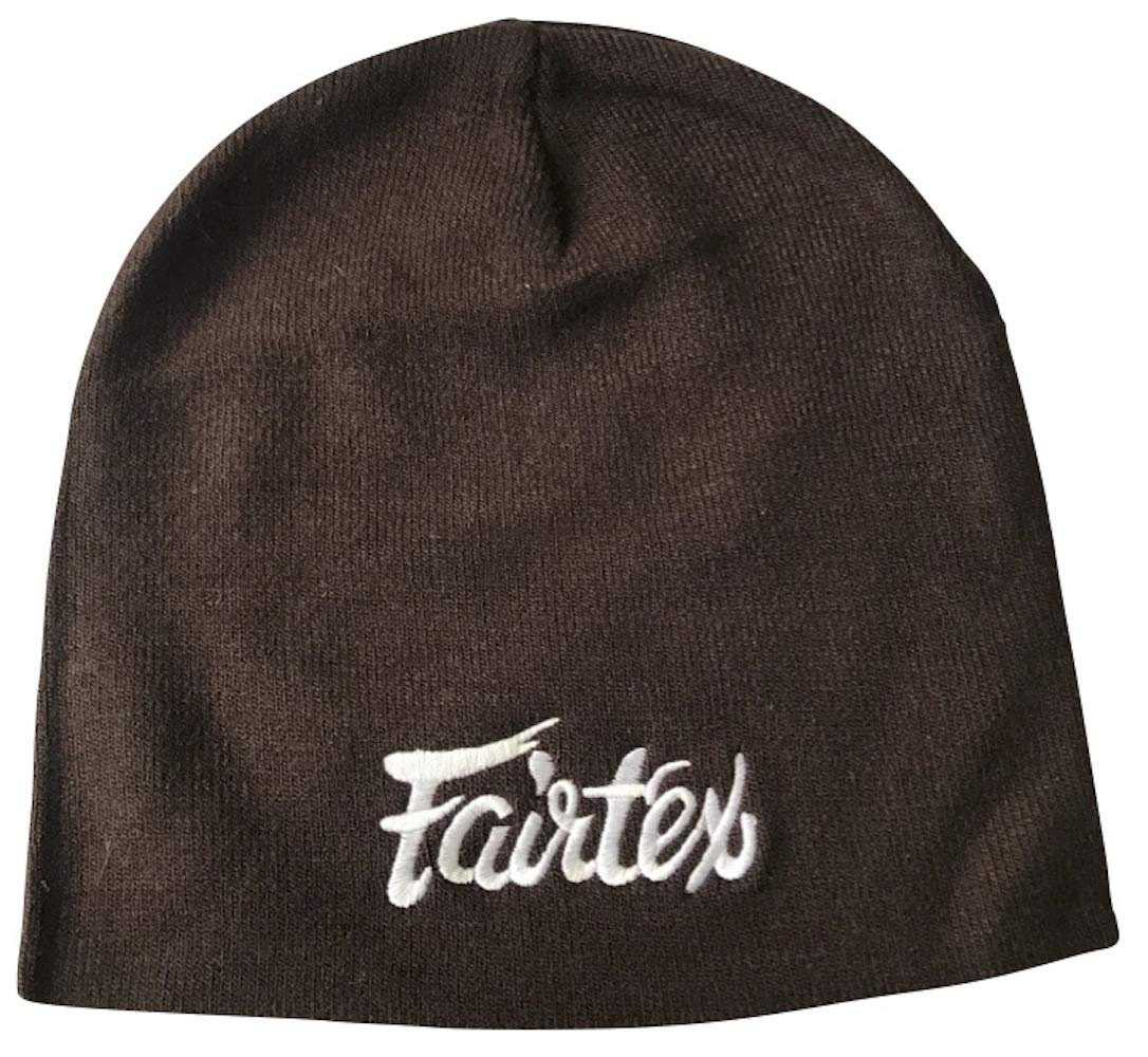MMABLAST FAIRTEX Beanie Winter HAT-BN3-BROWN by MMABLAST