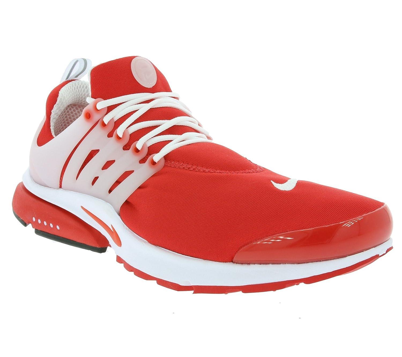 Nike Air Presto Herren Laufschuhe Sneaker  45 EU Rot