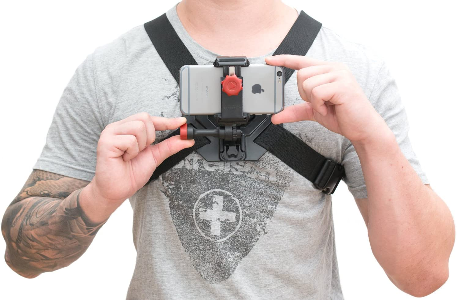 iPhone 5 Chest Mount for Video