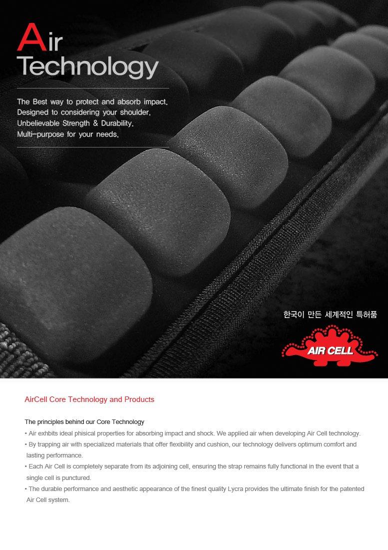 AIRCELL APS75N Comfort AIR Cushion Non-Slip DSLR SLR RF Mirrorless Camera Neoprene Neck Shoulder Strap