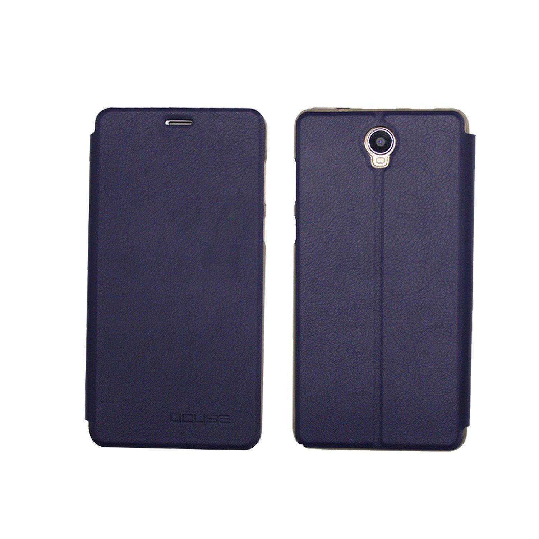 Guran® Funda de Cuero Para Bluboo Maya Max Smartphone con Función de Soporte Flip Case Cover--negro: Amazon.es: Electrónica