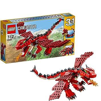 31032 günstig kaufen LEGO Creator Rote Kreaturen
