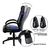 Giantex Gaming Chair Racing Chair High Back
