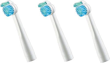 Philips HX2013/30 Sonicare Sensiflex - Cabezales para cepillo de dientes eléctrico (3 unidades): Amazon.es: Hogar