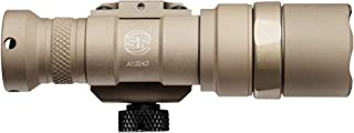 product image for M300C-Z68-TN Scout Light, 3V, M75 Thumb Screw Mount, 500 Lumens, Tan, Z68 Click On/Off Tailcap
