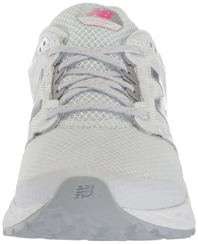 New Balance Woherren 1165v1 Fresh Foam Walking schuhe, Weiß, grau Weiß, schuhe, 5.5 2A US d25eca
