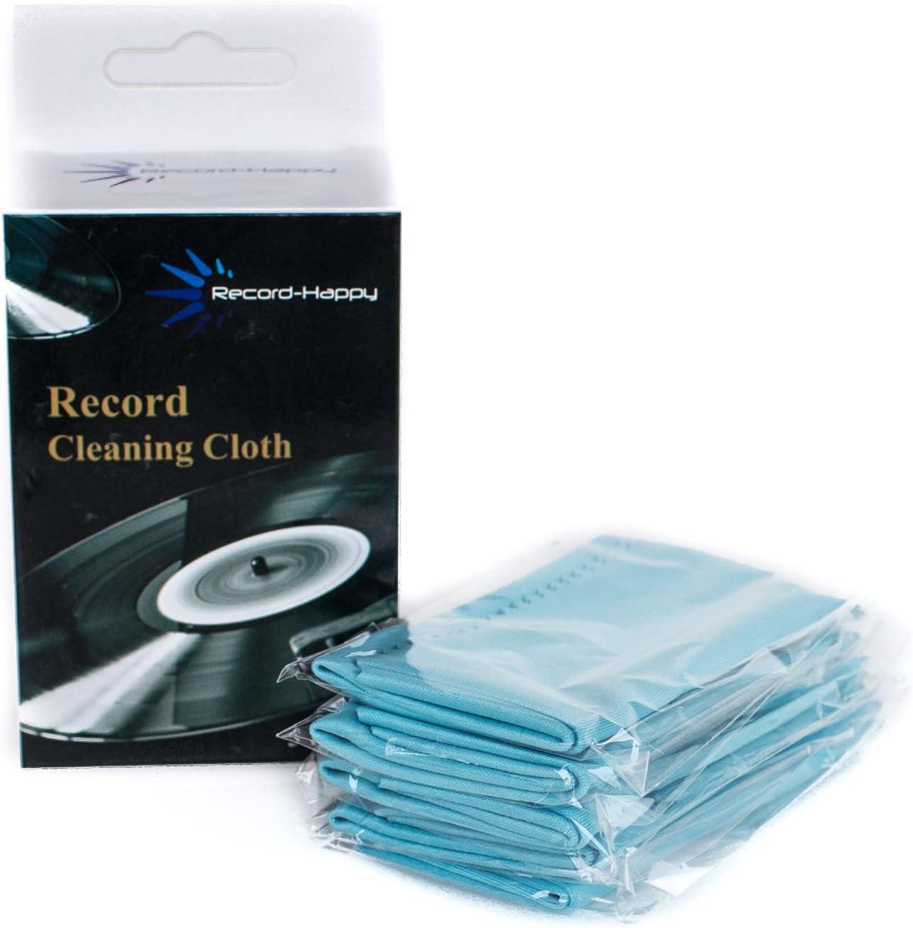 Record gamuza de limpieza antiestático – 5 unidades Toalla de ...