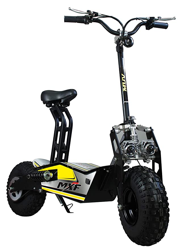SABWAY Patinete ELÉCTRICO 1600W BRUSHLESS MONSTERBIKE Off ...