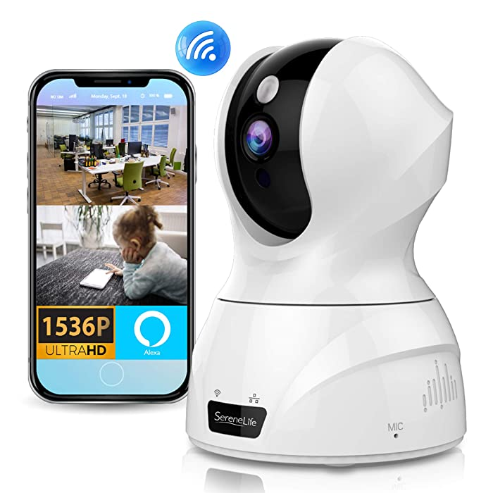 Top 10 Home Servalance Camera System Wirefree Works With Alexa