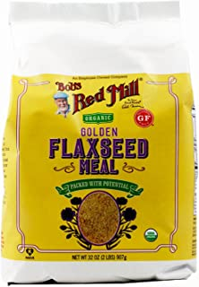 product image for Bob's Red Mill Organic Golden Flaxseed Meal, 32 Ounce