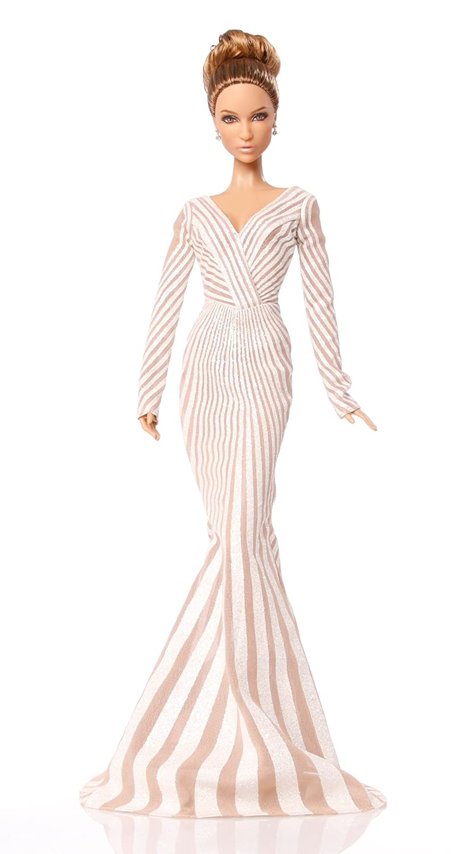 Barbie Collector Jennifer Lopez Red Carpet Doll Mattel X8287