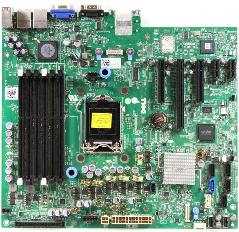 Dell PowerEdge T310 Server 010130M00-000-G Motherboard- 2P9X9 (Renewed)