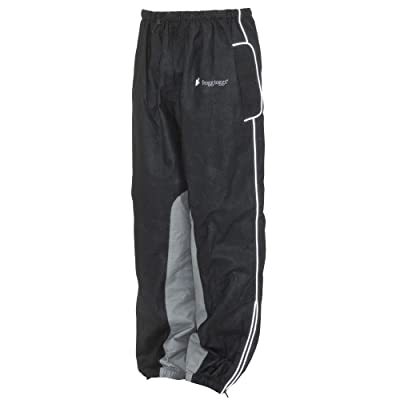 Frogg Toggs Road Toad Reflective Water-Resistant Rain Pant: Clothing
