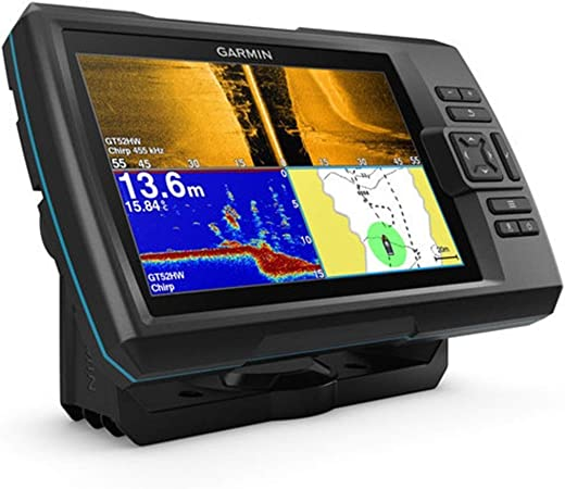 Garmin SONDA GPS Striker Plus 7CV GPS Integrado MAPAS Quickdraw Contours SONDA Chirp CLEARVÜ con TRANSDUCTOR GT52HW-TM: Amazon.es: Electrónica