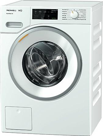 Miele WWE 320 WPS Waschmaschine / Frontlader / Energieklasse A+++ / 157  kWh/Jahr / 1400 UpM / 8 kg Schontrommel / 59min-Waschprogramm mit PowerWash  ...