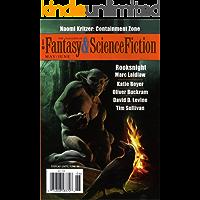 The Magazine of Fantasy & Science Fiction May/June 2014 (The Magazine of Fantasy & Science Fiction Book 126)