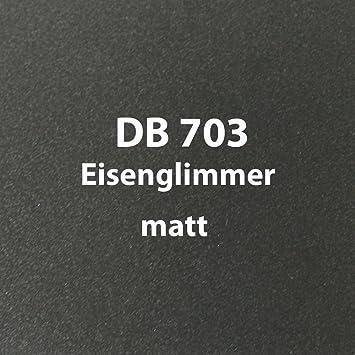 Sehr Gut Tupflack 50 ml * viele verschiedene Farben * (DB 703 Eisenglimmer  QC18