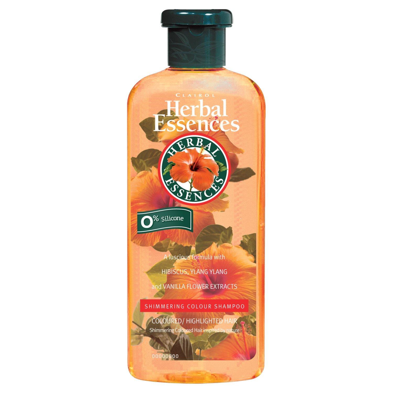 Herbal Essences Shampoo Leave Behind für Schillernde Farbe 400ml Procter & Gamble 81129548