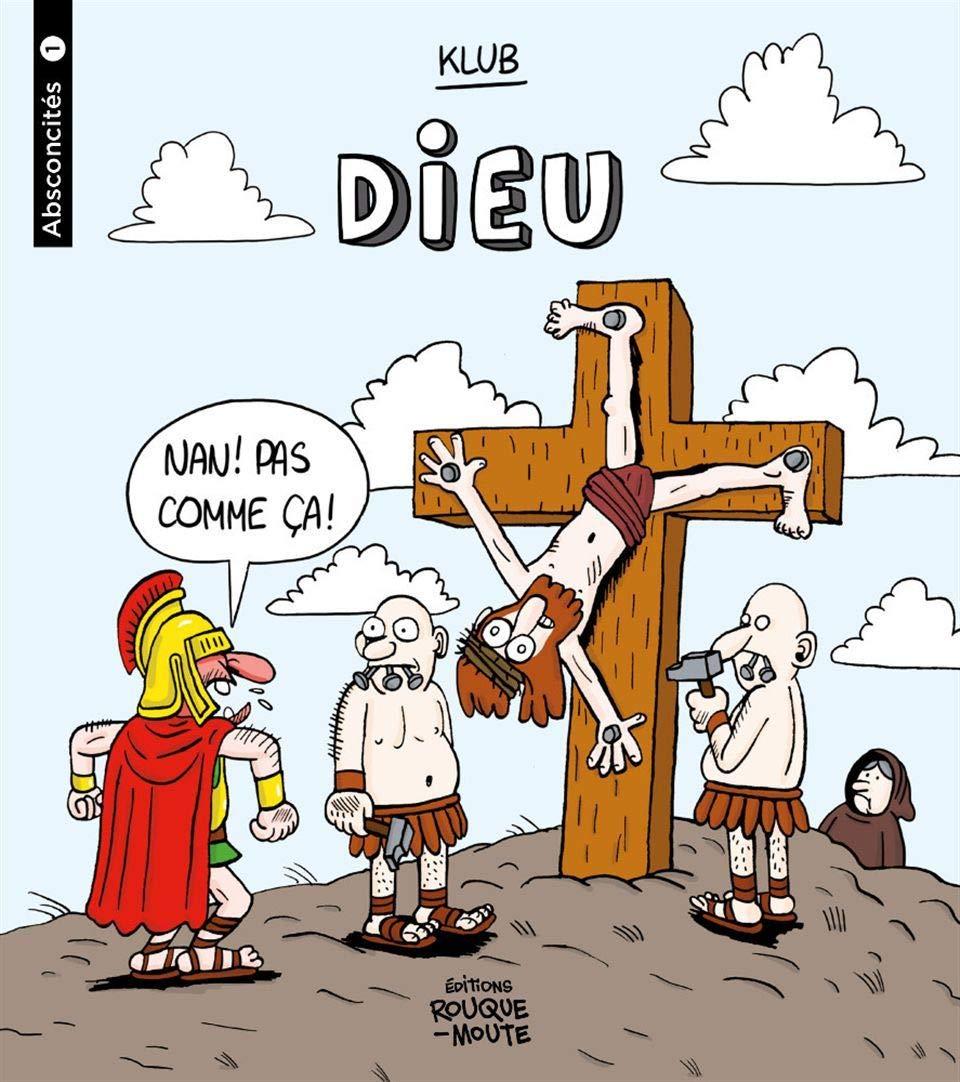 Amazon.fr - Absconcités n°1: Dieu - Klub - Livres