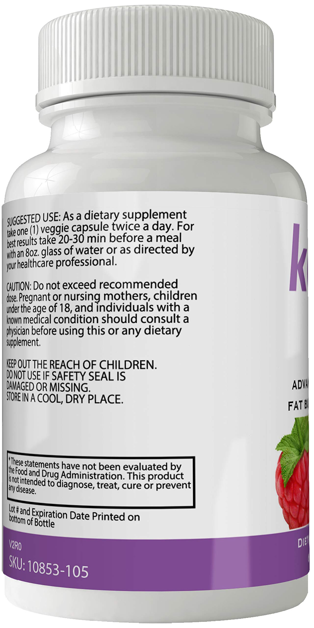 Keto Go Pills | Keto Go Weight Loss Pills | Keto Go It Works Supplements - Weightloss Lean Fat Burner | Advanced Thermogenic Rapid Fat Loss Supplement for Women and Men by nutra4health LLC (Image #3)