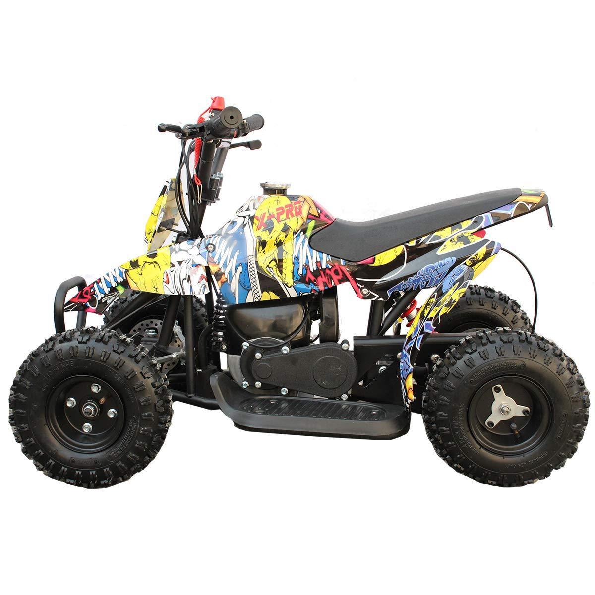 X-PRO 40cc Kids ATV 4 Wheelers 40cc ATV Quads Kids Quad