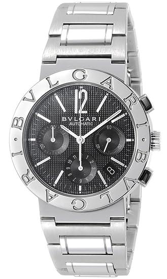 Bvlgari reloj bb38bssdch Bulgari Bulgari Cronógrafo