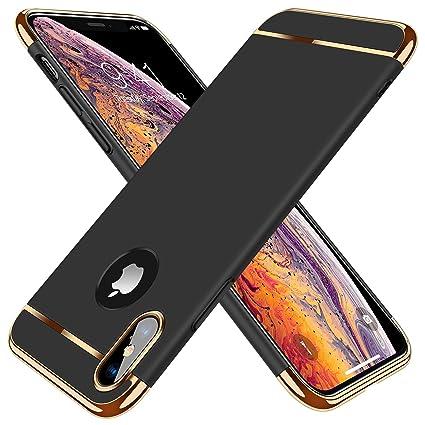 f15ae1e40d05cb Amazon.com: TORRAS [Lock Series] iPhone X Case/iPhone Xs Case, Ultra ...