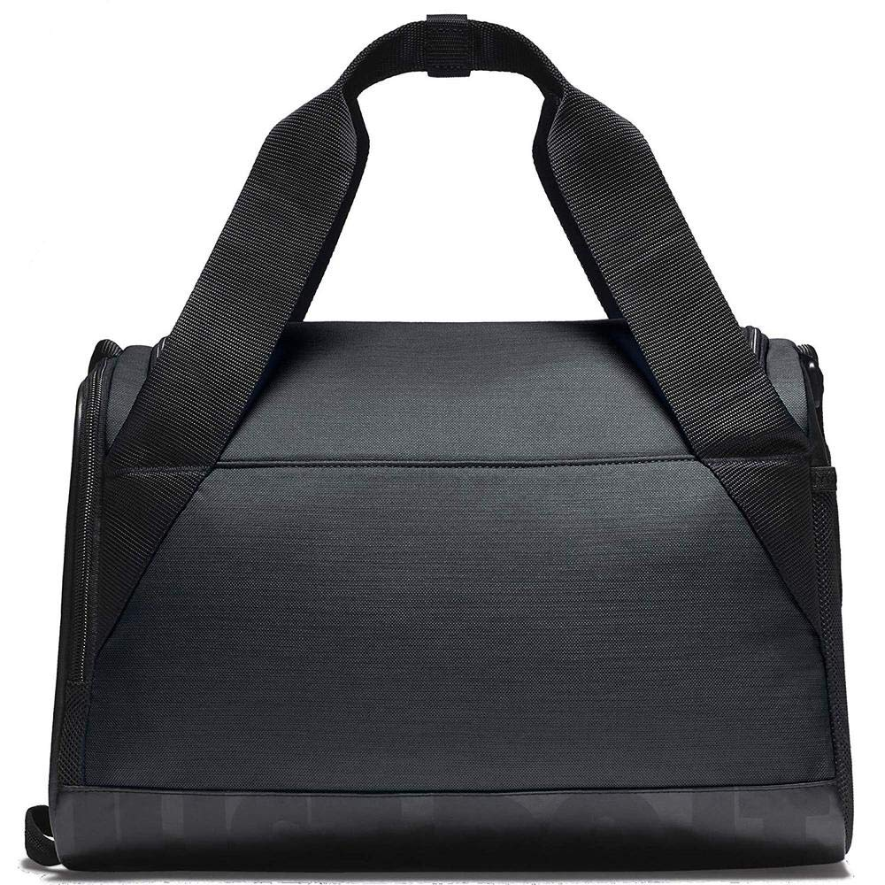 6c4092741e8174 Nike Brasilia Polyester Duffel Bag (Black and White, X-Small): Amazon.in:  Bags, Wallets & Luggage