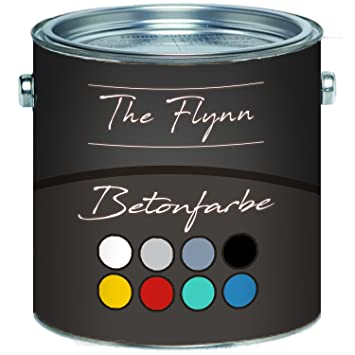 The Flynn Betonfarbe Hochwertige Bodenfarbe Fassadenfarbe Hoch