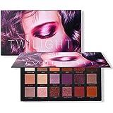 UCANBE 18 Color Eyeshadow Palette, Highly Pigmented 8 Matte + 10 Shimmer Eye shadows, Waterproof Long Lasting Makeup Pallet