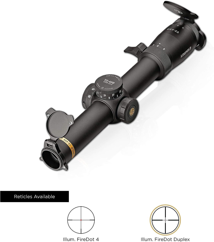 Leupold 171552 VX-6HD 1-6x24mm CDS-ZL2 Illuminated Fire Dot Duplex Riflescope