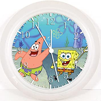 New Spongebob Squarepants Wall Clock 10\