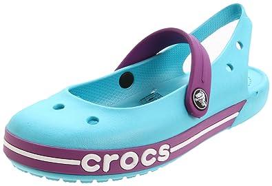6dde0b5251086 Crocs Crocband Slingback Clog (Toddler Little Kid)
