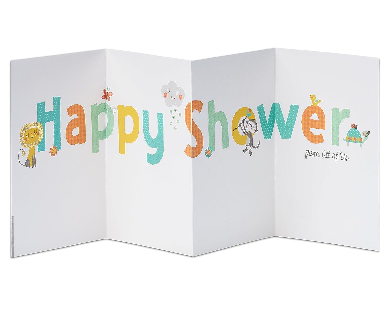 Amazon American Greetings Happy Shower Baby Shower