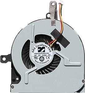 NBFAN Laptop Replacement Cooler Fan for Toshiba Satellite C55-B C55D-B C55T-B C55-B5100 C55-B5200 C55-B5300 CPU Cooling Fan