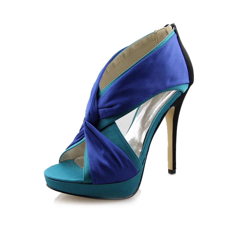 Minitoo - , Bleu Semelle compensée femme femme Bleu - bleu 381af11 - reprogrammed.space
