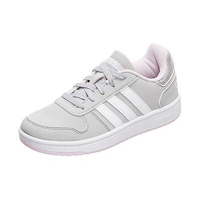 buy online 48702 91fd1 adidas Hoops 2.0 K, Chaussures de Fitness Mixte Enfant, Multicolore  (Multicolor 000)