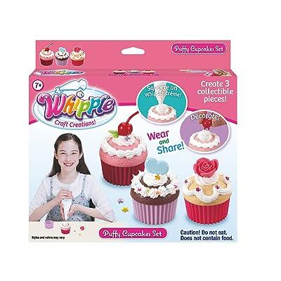 Whipple Puffy Cupcake Set: Toys & Games