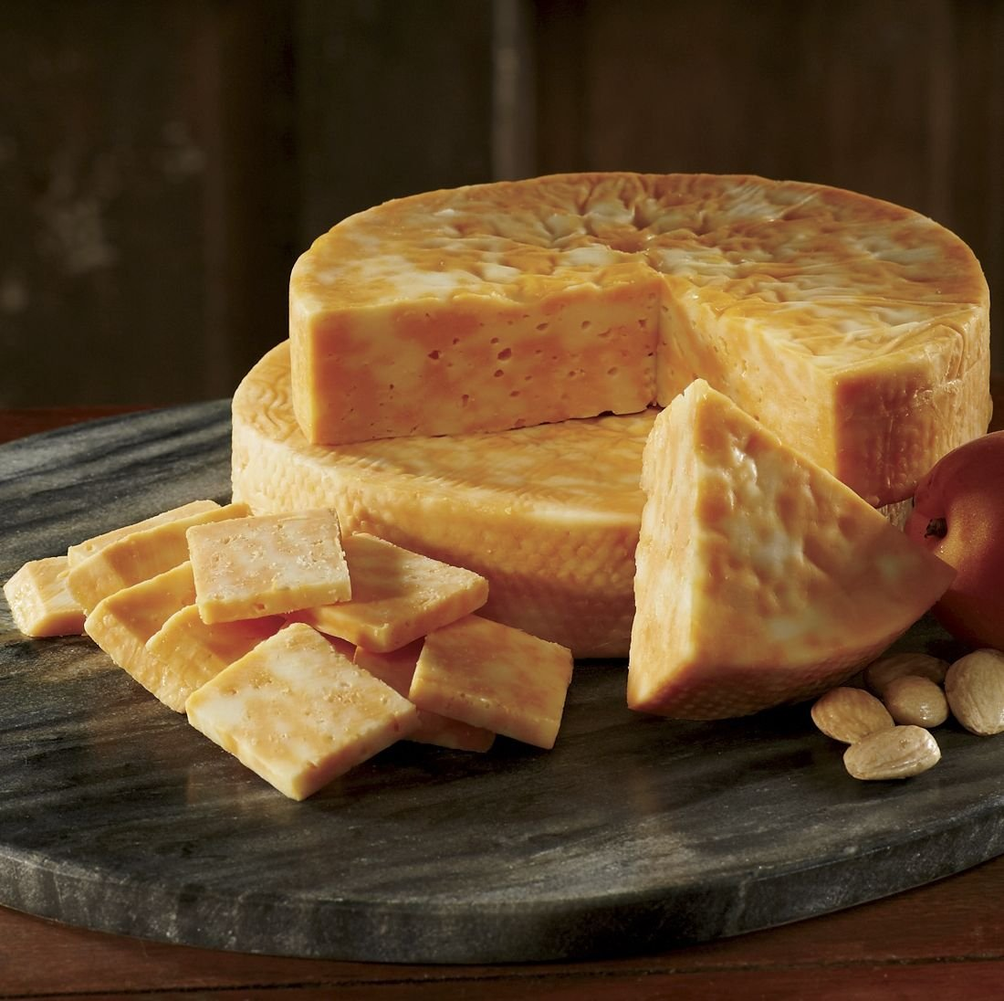 Colby Swiss Cheese from Wisconsin Cheeseman