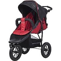 knorr-baby Joggy S Poussette trois roues «Happy Colour» avec capote pour dormir