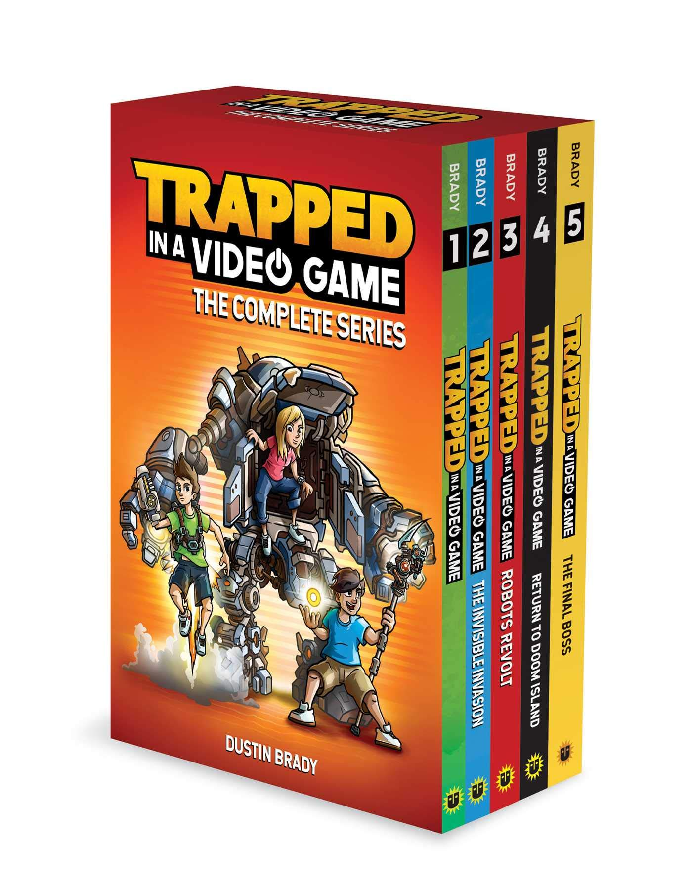 Trapped Video Game Dustin Brady product image