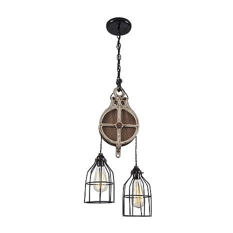 pulley lighting. Wood Pulley Light (WNV) Lighting
