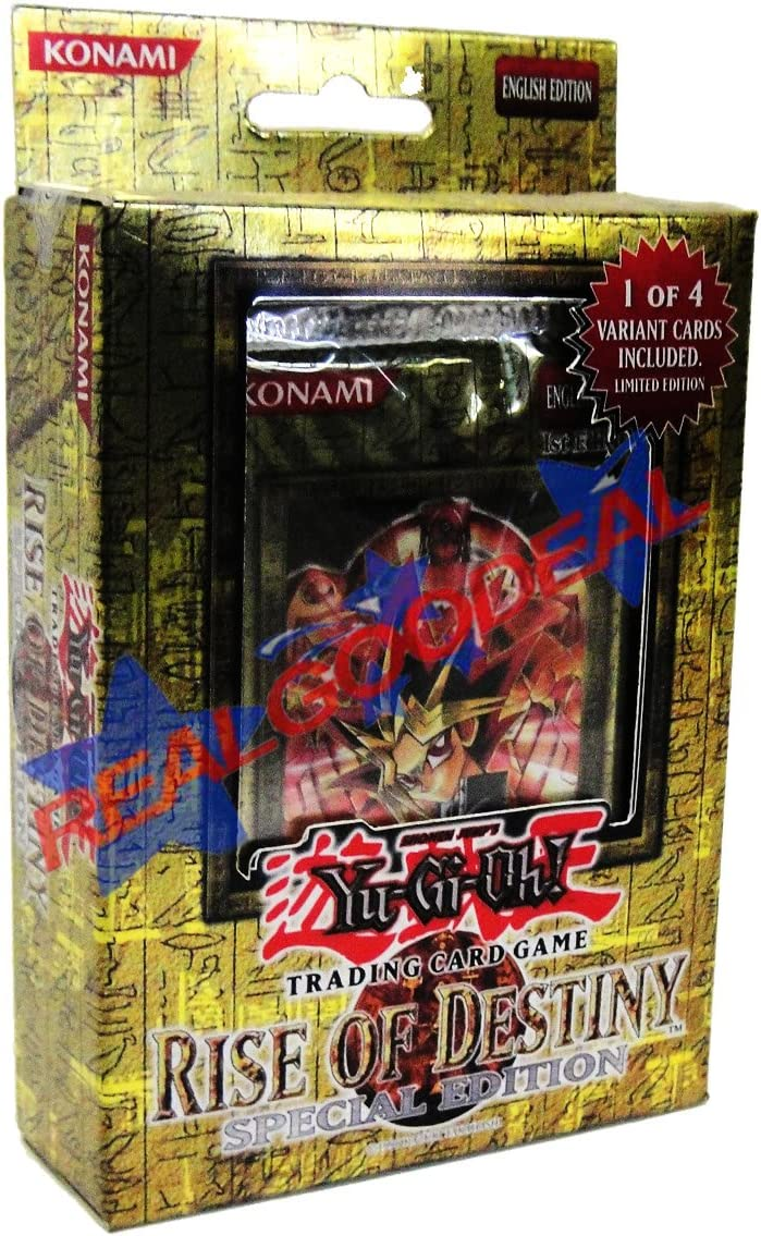 YuGiOh Rise Of Destiny Special Edition [Toy]