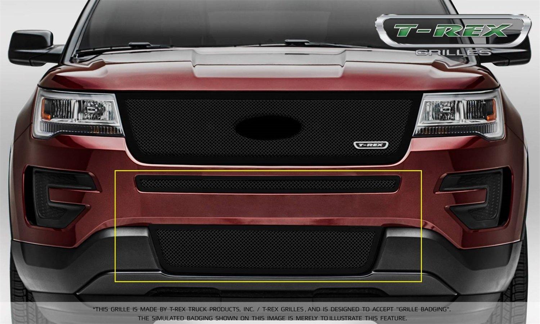 Ford Explorer T-Rex Grilles 52664 Black Grille