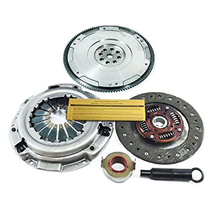 Amazon.com: EXEDY CLUTCH KIT+HD FLYWHEEL SET 98-02 HONDA ACCORD 2.3L SOHC 4CYL F23: Automotive