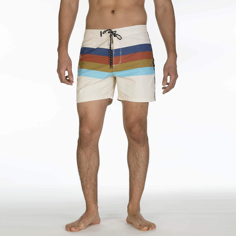 Hurley Rjs 16' Bañadores, Hombre, Pale Ivory, 32