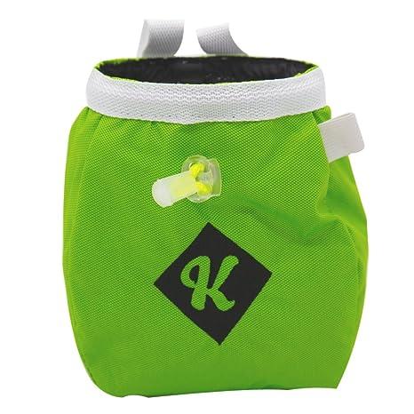Café Fuerza chalkbag verde Magnesia Bolsa incl. Cinturón bolsa de magnesio