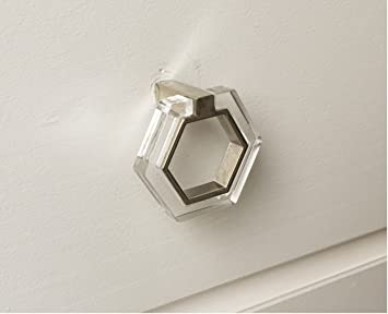 Attractive Lucite Acrylic Modern Cabinet Handle Pull Furniture Door T Bar Knobs And  Pull Handles Golden