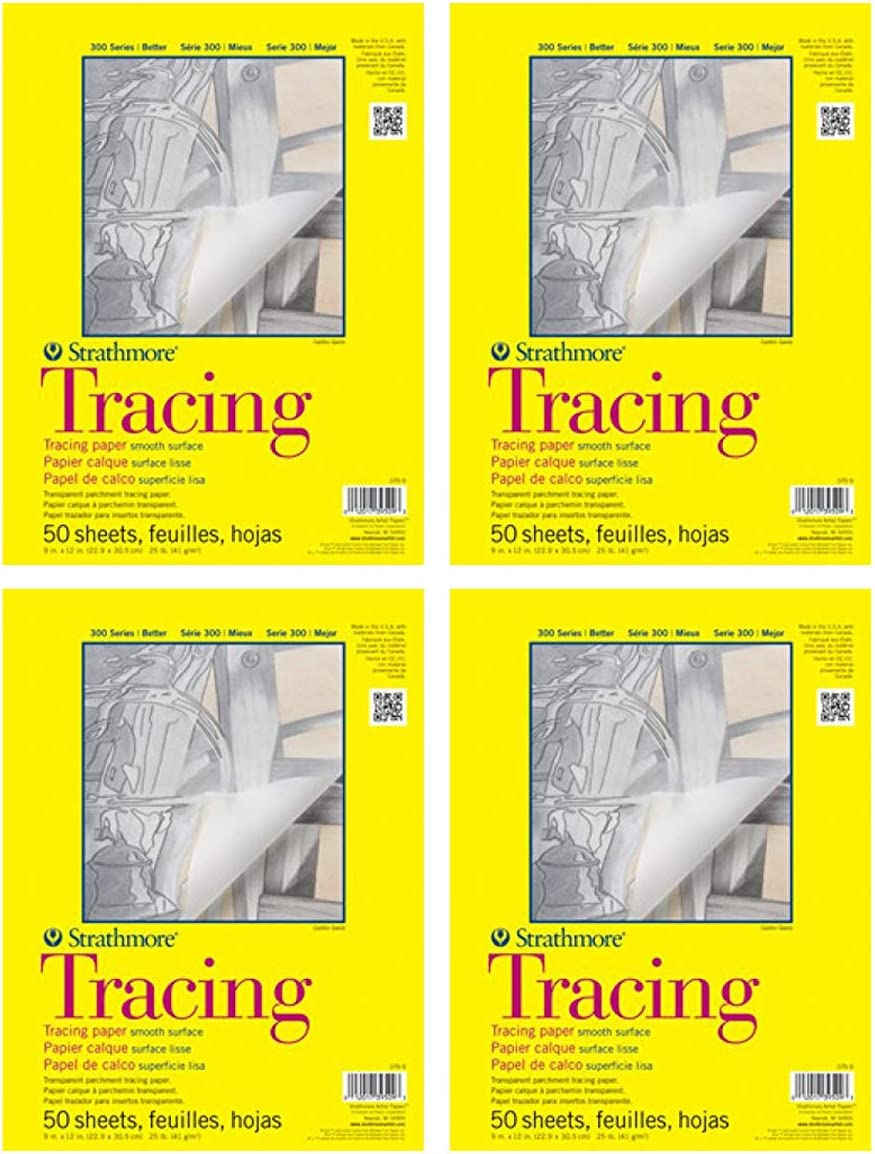 Strathmore EDC 300 Tracing Pad 11X14 50 Sheets 2 Pack