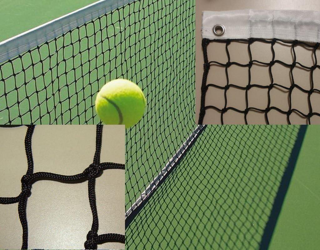 Redes Deportivas On Line Red de Padel Competición. Nylon de Alta Tenacidad de 3 mm de Diámetro. Reglamentaria